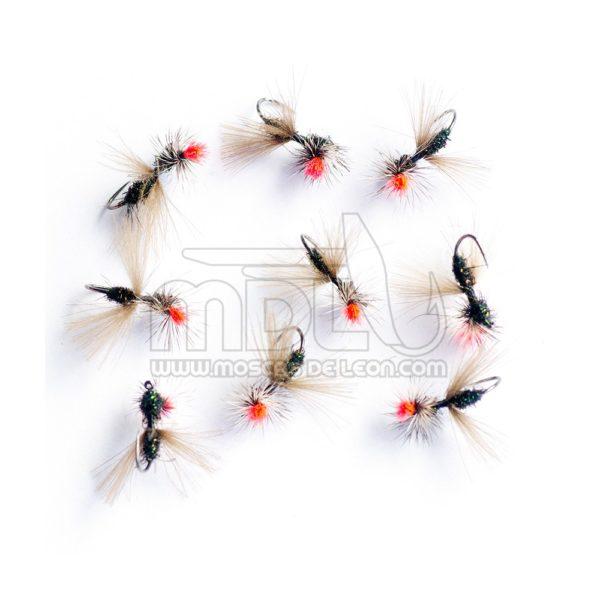 Hormiga en parachute