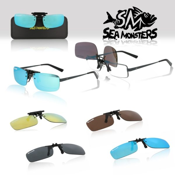 CLIP POLARIZADO SEA MONSTERS