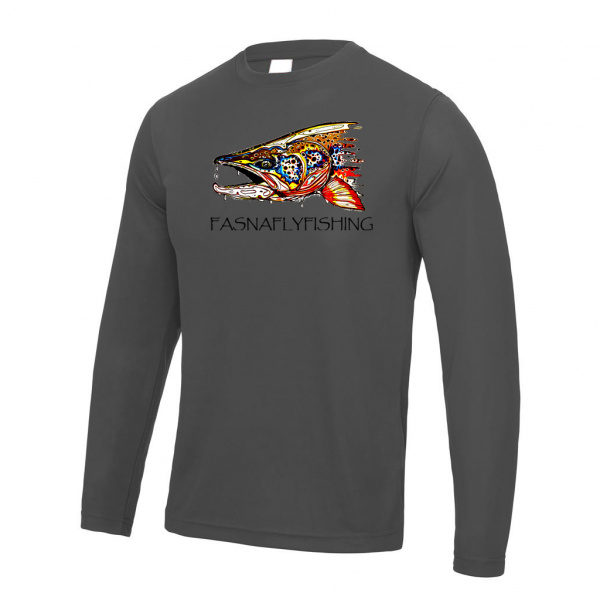 Camiseta UPF Trout